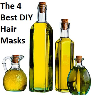 4 of the Best DIY Hair Masks