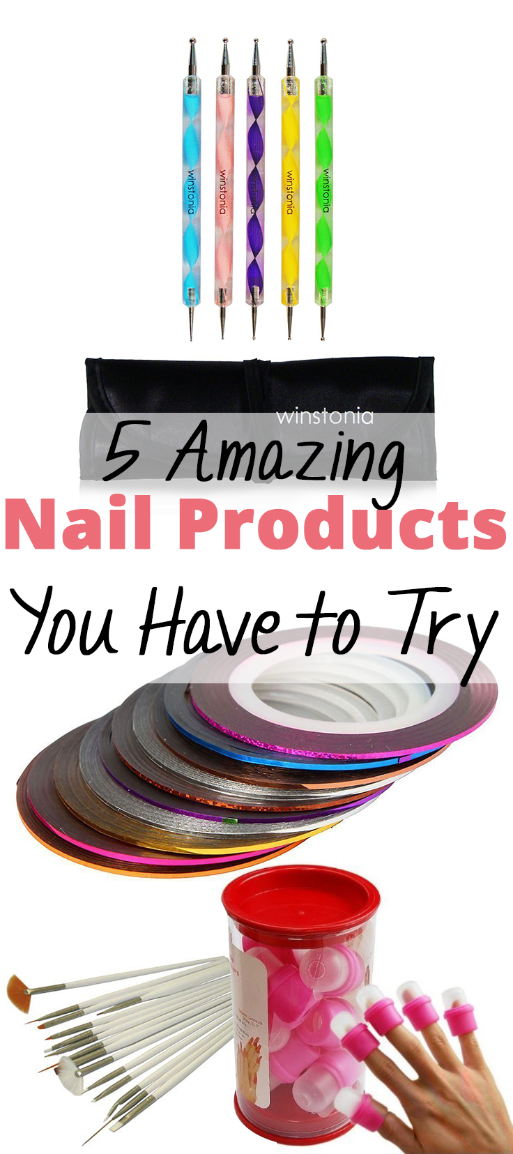 5 Amazing Nail Products You Have to Try