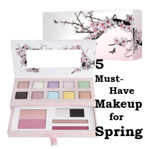 5 Must Have Makeup for Spring
