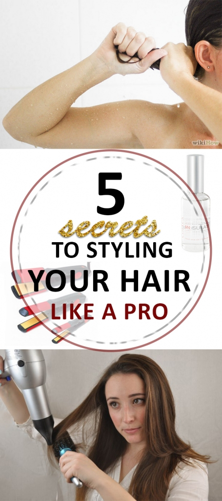 6 Secrets to Styling Your Hair Like a Pro