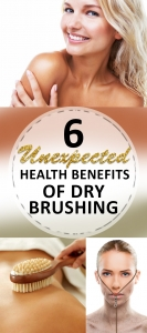 6 Unexpected Health Benefits of Dry Brushing