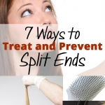 7 Ways to Treat and Prevent Split Ends