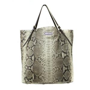 Michael Kors exotic skin handbag