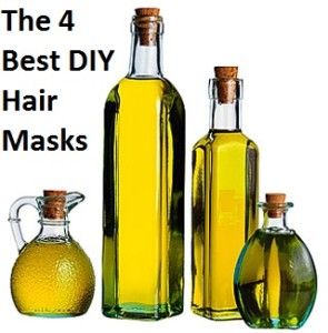 The 4 Best DIY Hair Masks2