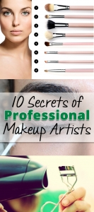 10 Secrets of Professional Makeup Artists