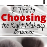 5 Tips to Choosing the Right Makeup Brushes