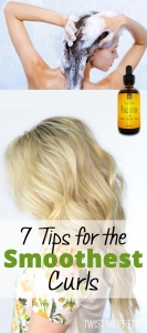 7 Tips for the Smoothest Curls