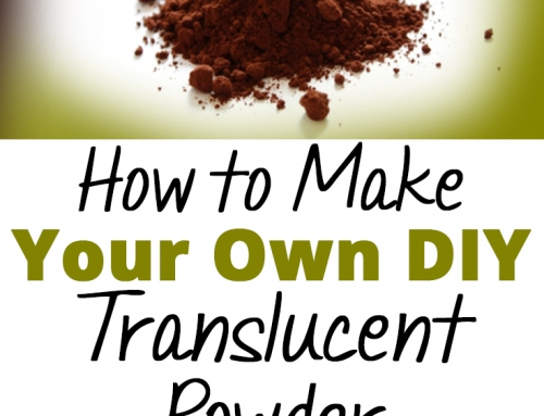 How to Make Your Own DIY Translucent Powder