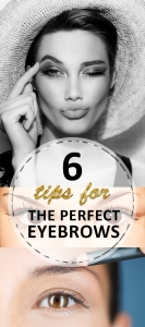 6 Tips for the Perfect Eyebrows
