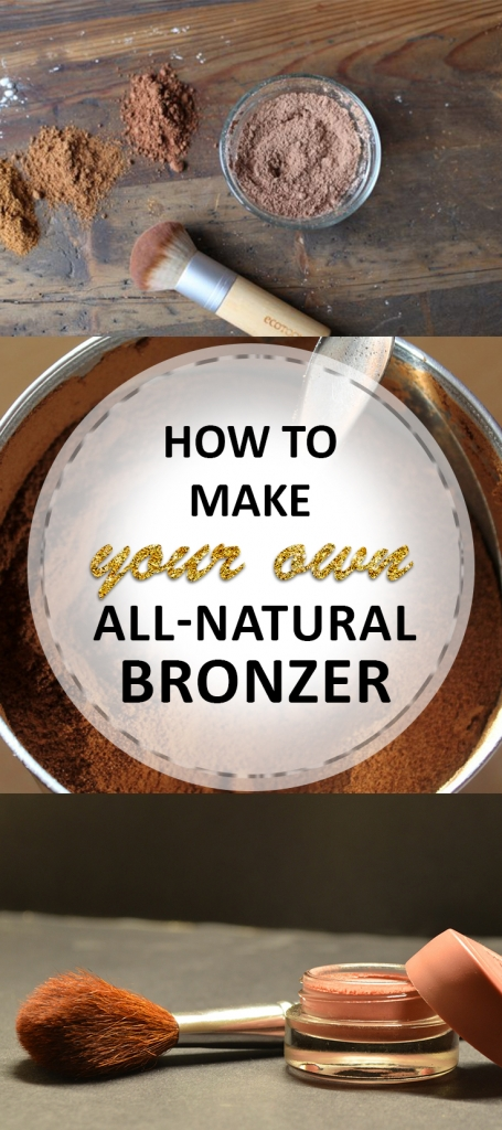 How to Make Your Own All-Natural Bronzer