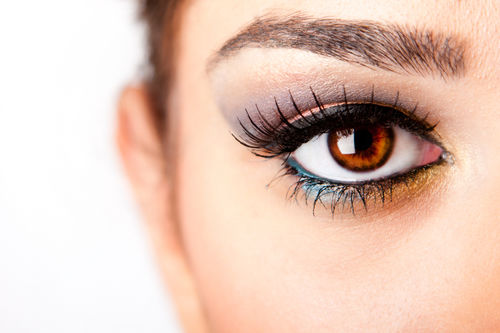 The perfect look for eye makeup