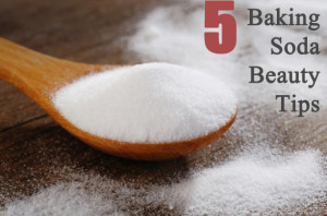 5 Baking Soda Beauty Tips