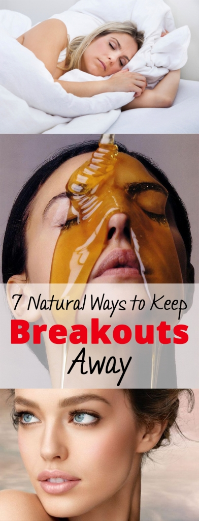 7 Natural Ways to Keep Breakouts Away