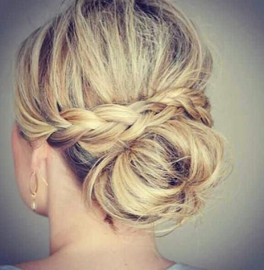 Fun Up-Do Ideas