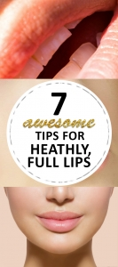 7 Awesome Tips for Heathly, Full Lips