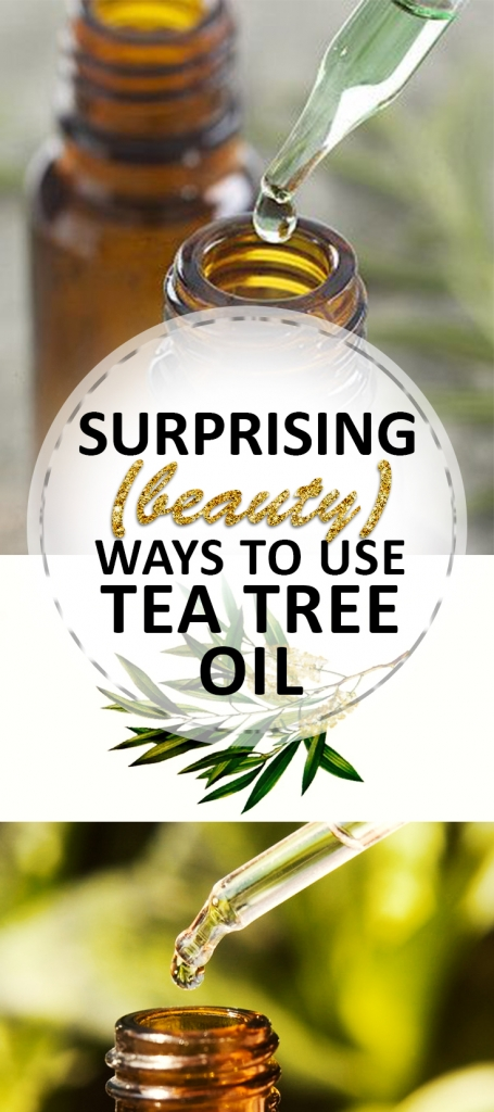Surprising (Beauty) Ways to Use Tea Tree Oil