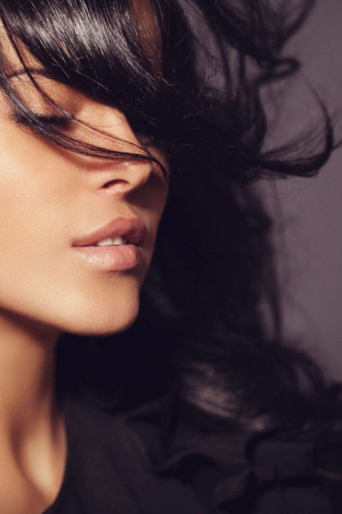 If you want to make thin hair look thick, try taking multi-vitamins and eating a healthy diet!