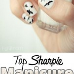 Top Sharpie Manicure Ideas