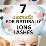 7 Secrets for Naturally Long Lashes