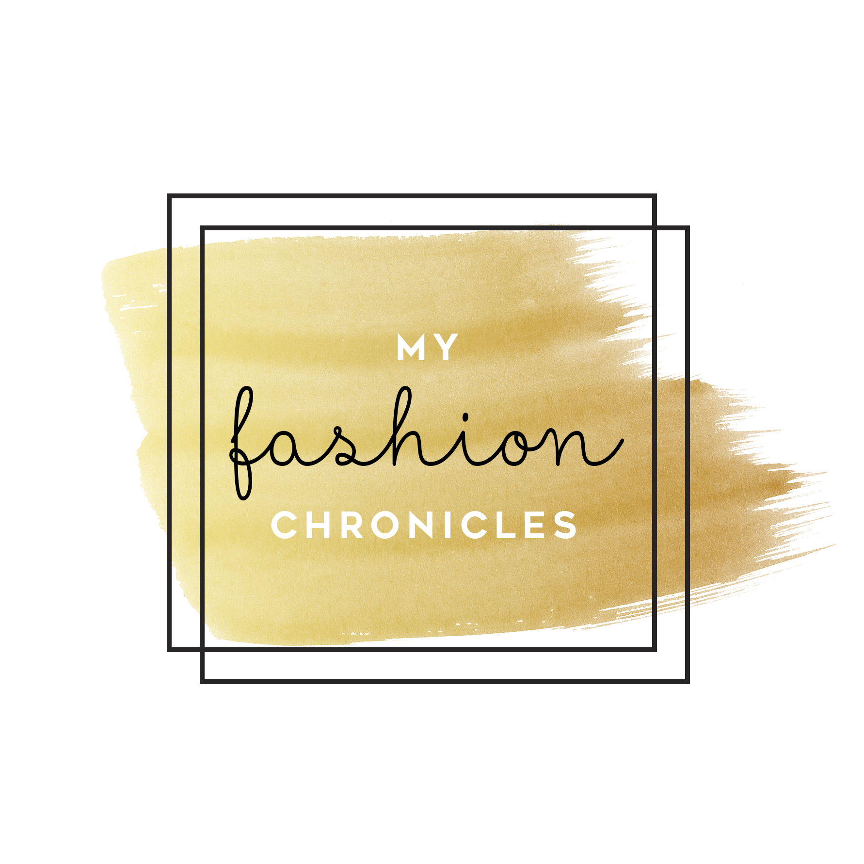 My Fashion Chronicles