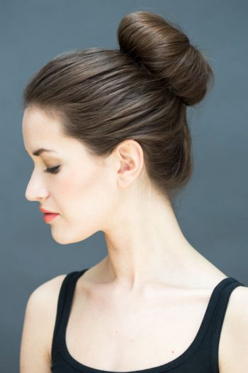 10 Hair Styles You Can Do in 5 Minutes or Less10