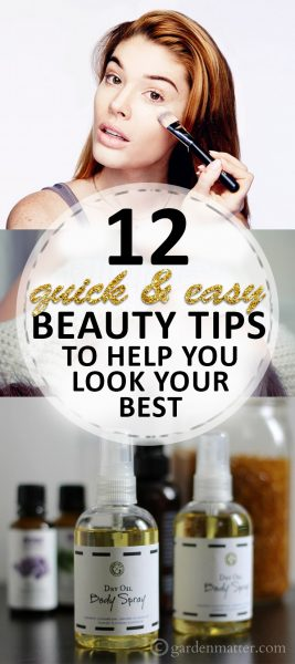 Easy Beauty Hacks, Makeup Tips, Makeup, Easy Hair Styles, Quick Makeup TIps, 5 Minute Makeup, 5 Minute Hair Ideas, How to Do Your Makeup Fast, Beauty Tips and Tricks, Popular Pin.