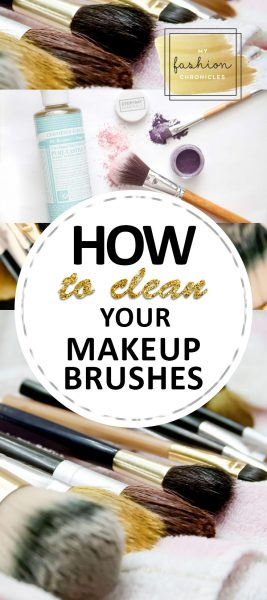 How to Clean Your Makeup Brushes, Cleaning Makeup Brushes, How to Clean Makeup Brushes, Easy Ways to Clean Your Makeup Brushes, Quick Ways to Clean Your Makeup Brushes, Popular Pin
