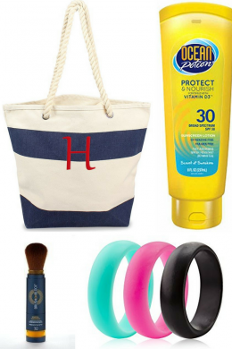 Beach Vacation Must Haves - Beach Vacation, Beach Vacation Products, Products for a Beach Vacation, Vacationing, Beach Vacation, What to Pack for a Beach Vacation