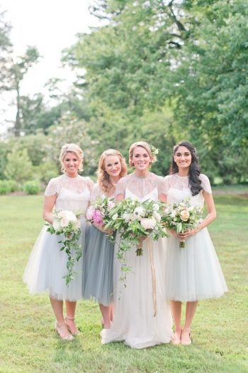 Bridesmaid Dress Trends for 2017 - Dresses, Bridesmaid Dresses, Bridesmaid Dress Trends, Wedding Fashion, Wedding Fashions for Women, What To Wear for Your Wedding, How to Dress for Your Wedding