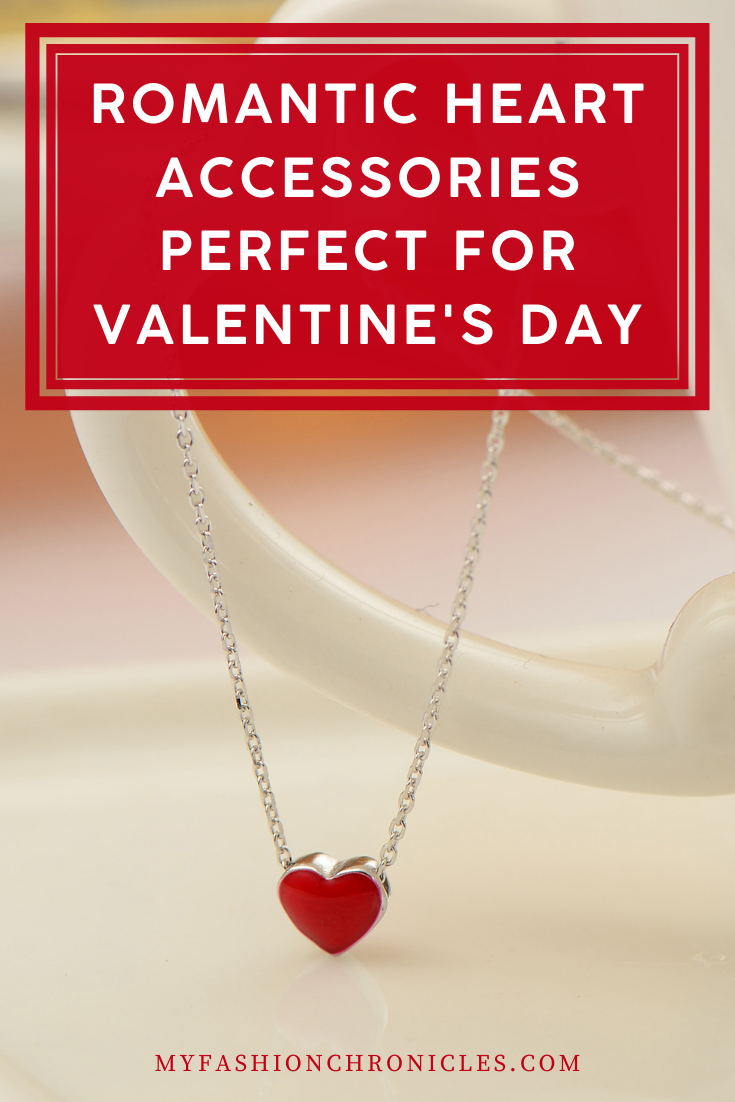 Myfashionchronicles.com will always keep you on trend! Get ready for this upcoming Valentine's Day with the perfect accessory! Grab these romantic heart accessories on your date!