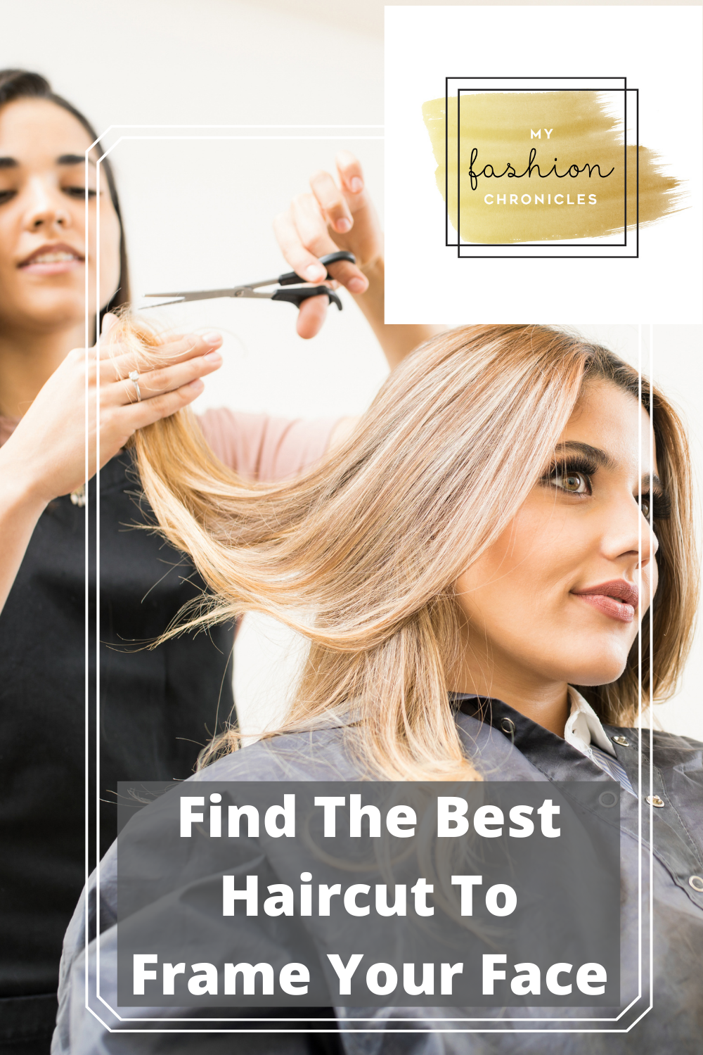 Myfashionchronicles.com will have you looking your best, all the time. Find tips and tricks for staying in style so you can look good AND feel good. Before your next haircut, find out what 'do will suit your face shape.