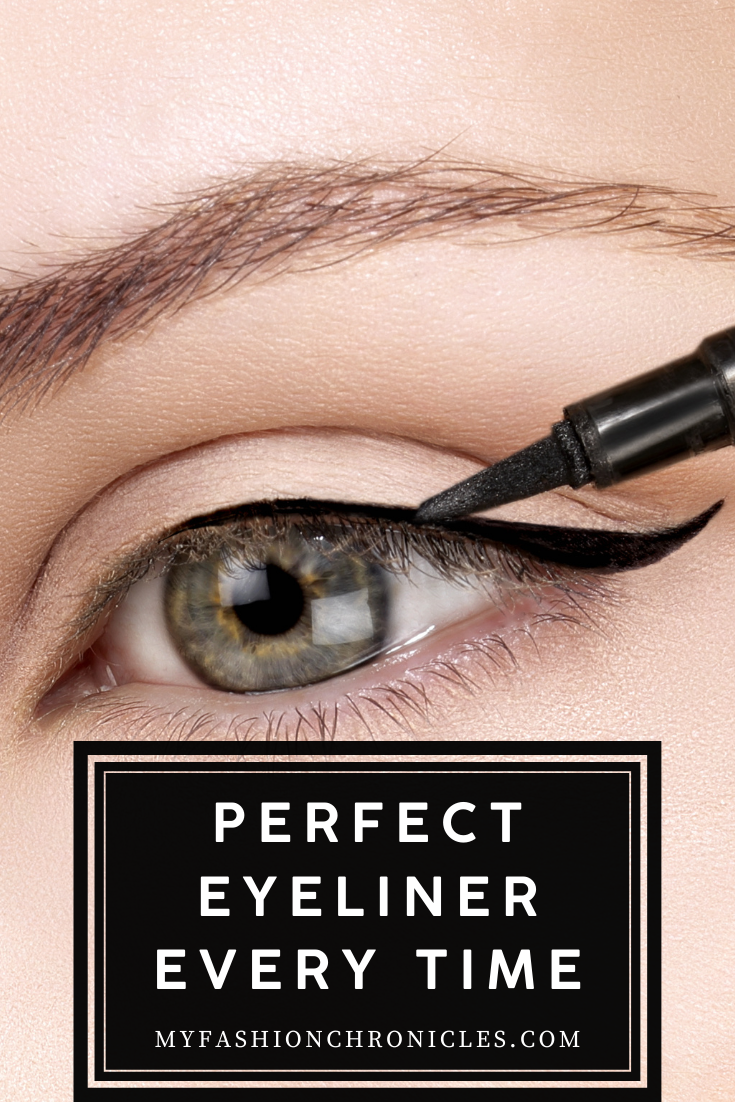 Myfashionchronicles.com will always have you looking sharp. Makeup application can be tricky, and eyeliner is definitely no exception! Read how you should be doing your eyeliner to make sure it looks perfect every single time!